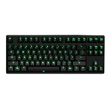 DUCKY DK9087 Shine 3 TKL Mechanical Keyboard Green LED Backlit [DK9087S3-BUSALAAG1] - Gaming Keyboard